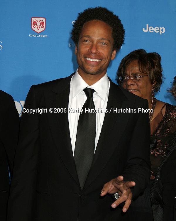 Gary Dourdan .37th NAACP Image Awards.Shrine Auditorium.Los Angeles, CA.February 25, 2006.©2006 Kathy Hutchins / Hutchins Photo....                 V