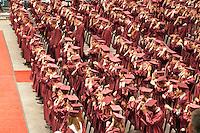 Jordan Boni Graduates from Cinco Ranch High School