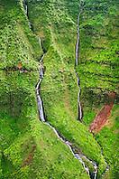 Namolokama Falls, Hanalei, Kauai, Hawaii