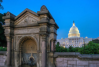 Washington DC Architecture United States Capitol Building Washington DC.Washington DC Photography <br />