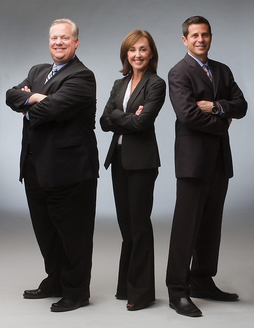 Cornerstone Communication Executive Team Branding photo shoot.