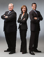 Cornerstone Communication Executive Team Branding photo shoot.