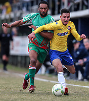 170806 Chatham Cup Football - Central United v Wairarapa United