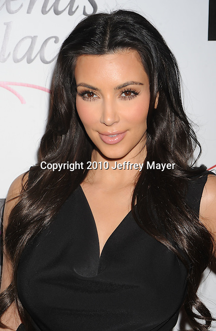 WEST HOLLYWOOD, CA. - May 26: Kim Kardashian  attends the Charity Clothing Drive benefiting 'My Friend's Place' hosted by Kelly Osbourne at Mi6 on May 26, 2010 in West Hollywood, California.