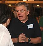 Bob Keane seen attending the Newsday Family Reunion at the Pavillion at Sunken Meadow State Park in Kings Park, NY,  on Thursday August 12, 2010. Photo © Jim Peppler 2010.