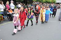The Harker School - LS - Lower School - LS Halloween Parade Grades KDG - 5th  - Photo by Kyle Cavallaro