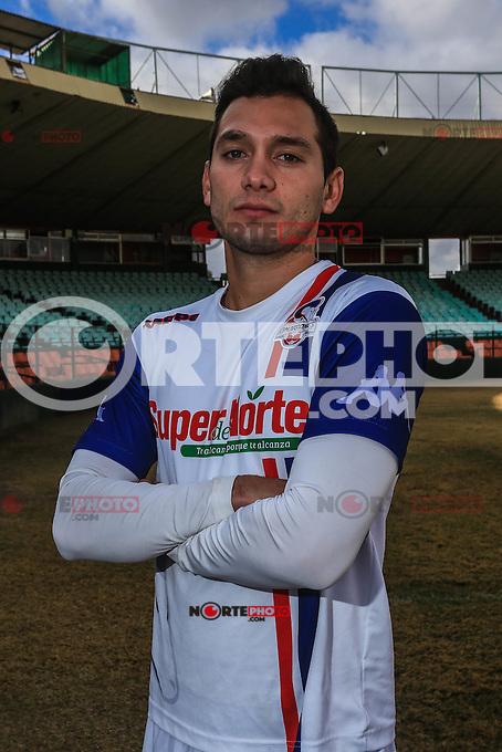 Manuel Guerra<br /> ****<br /> Cimarrones de Sonora en el estadio H&eacute;ctor Espino, previo al inicio del torneo Clausura 2016 de Liga de Ascenso MX. **