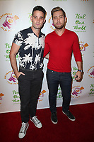 05 October 2017 - Los Angeles, California - Michael Turchin, Lance Bass. &quot;The Road To Yulin And Beyond&quot; Los Angeles Premiere. <br /> CAP/ADM/FS<br /> &copy;FS/ADM/Capital Pictures