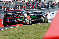 2016 Supercheap Auto Bathurst 1000. Round 2 of the Pirtek Enduro Cup. #22. James Courtney (AUS) Jack Perkins (AUS). Holden Racing Team. Holden Commodore VF.