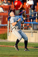 August 12, 2009:  First Baseman Ronnie LaBrie of the Vermont Lake Monsters during a game at Dwyer Stadium in Batavia, NY.  The Lake Monsters are the Short-Season Class-A affiliate of the Washington Nationals.  Photo By Mike Janes/Four Seam Images