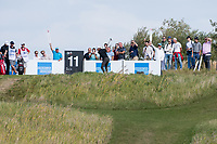 Joakim Lagergreen (SWE) in action on the 11th hole during the final round at the KLM Open, The International, Amsterdam, Badhoevedorp, Netherlands. 15/09/19.<br /> Picture Stefano Di Maria / Golffile.ie<br /> <br /> All photo usage must carry mandatory copyright credit (© Golffile | Stefano Di Maria)