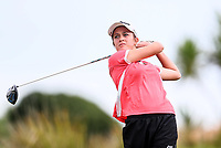 Jessica Green. New Zealand Stroke Play Championships, Paraparaumu Golf Course, Paraparaumu Beach, Kapiti Coast, Saturday 24 March 2018. Photo: Simon Watts/www.bwmedia.co.nz