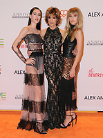 05 May 2017 - Beverly Hills, California - Amelia Hamlin, Lisa Rinna, Delilah Hamlin. 24th Annual Race to Erase MS Gala held at Beverly Hilton Hotel in Beverly Hills. Photo Credit: Birdie Thompson/AdMedia