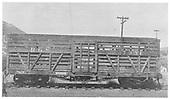 RGS stock car #7351 in Durango yard.<br /> RGS  Durango, CO
