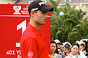 Rhys Davies (WAL) during the final round of the Omega Mission Hills World Cup played at The Blackstone Course, Mission Hills Golf Club on November 27th in Haikou, Hainan Island, China.( Picture Credit / Phil Inglis )