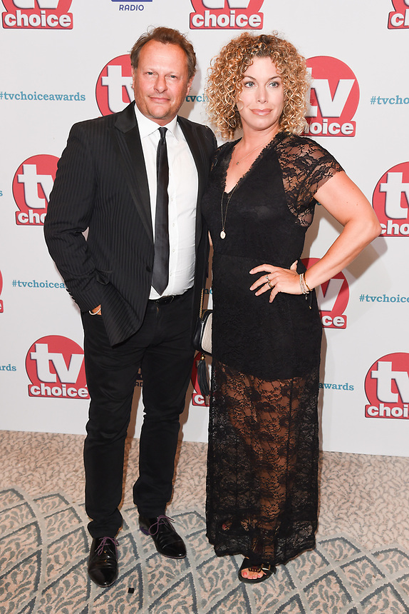 Neil Stuke<br /> arriving for the TV Choice Awards 2017 at The Dorchester Hotel, London. <br /> <br /> <br /> ©Ash Knotek  D3303  04/09/2017