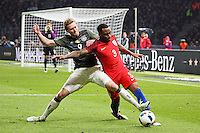 26.03.2016: Deutschland vs. England