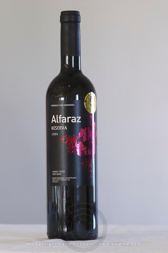 alfaraz reserva 2004 herdade da mingorra alentejo portugal