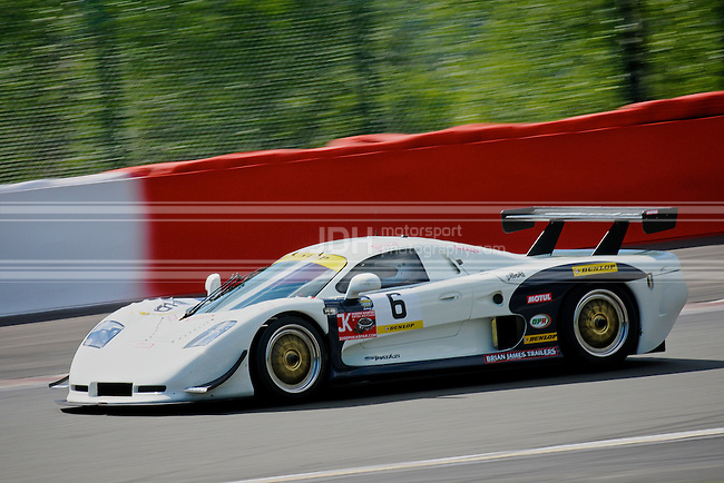 Paul White/Calum Lockie - Strata 21 Mosler MT900R