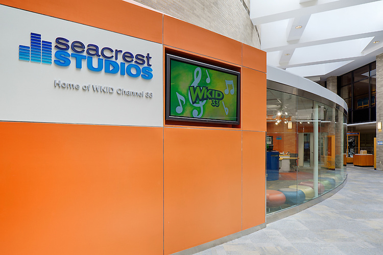 Seacrest Studios at Cincinnati Children's Hospital | FKP Architects