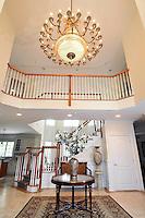 Custom home by Vintage Manor.