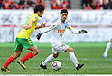 Football / Soccer : 92nd Emperor's Cup quarter final - JEF United Ichihara Chiba 0-1 Kashima Antlers