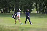 Mike Lorenzo-Vera (FRA) on the 1st fairway during Round 4 of the D+D Real Czech Masters at the Albatross Golf Resort, Prague, Czech Rep. 03/09/2017<br /> Picture: Golffile | Thos Caffrey<br /> <br /> <br /> All photo usage must carry mandatory copyright credit     (&copy; Golffile | Thos Caffrey)
