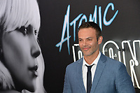 Greg Rementer at the premiere for &quot;Atomic Blonde&quot; at The Theatre at Ace Hotel, Los Angeles, USA 24 July  2017<br /> Picture: Paul Smith/Featureflash/SilverHub 0208 004 5359 sales@silverhubmedia.com