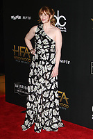 BEVERLY HILLS, CA - NOVEMBER 5: Bryce Dallas Howard, at The 21st Annual Hollywood Film Awards at the The Beverly Hilton Hotel in Beverly Hills, California on November 5, 2017. Credit: Faye Sadou/MediaPunch