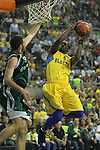 2011 Euroleague Final Four, El Panathinaikos es el nou campio de l'euroleague despres de guanyar al Maccabi 70-78