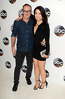 PASADENA, CA - JANUARY 8: Clark Gregg, Ming-Na Wen at Disney ABC Television Group's TCA Winter Press Tour 2018 at the Langham Hotel in Pasadena, California on January 8, 2018. <br /> CAP/MPI/DE<br /> &copy;DE/MPI/Capital Pictures