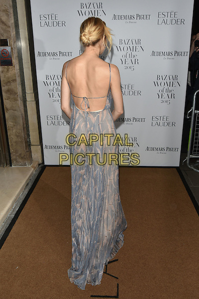 Sienna Miller<br /> Harper's Bazaar Women of the Year 2015 awards,  Claridges Hotel n London, November 03, 2015.<br /> CAP/PL<br /> &copy;Phil Loftus/Capital Pictures