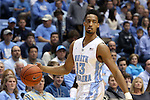 27 December 2014: North Carolina's J.P. Tokoto. The University of North Carolina Tar Heels played the University of Alabama Birmingham Blazers in an NCAA Division I Men's basketball game at the Dean E. Smith Center in Chapel Hill, North Carolina. UNC won the game 89-58.