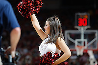 NWA Democrat-Gazette/JASON IVESTER<br /> Arkansas vs Texas A&amp;M on Wednesday, Feb. 22, 2017, at Bud Walton Arena in Fayetteville.