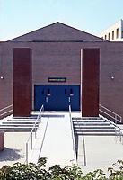 Frank Gehry: Loyola U. Law School--Merrifield Hall.  Photo Jan. 1987.