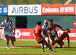 Ashlee Shanelle Byrge, Womens Sevens on 29 November, Dubai Sevens 2018 at The Sevens for HSBC World Rugby Sevens Series 2018, Dubai - UAE - Photos Martin Seras Lima