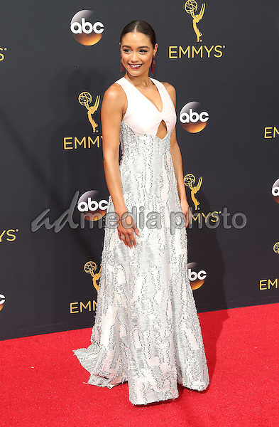 18 September 2016 - Los Angeles, California - Rachel Smith. 68th Annual Primetime Emmy Awards held at Microsoft Theater. Photo Credit: AdMedia