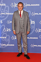 LONDON, UK. October 15, 2019: Hugh Bonneville at the National Lottery Awards 2019, London.<br /> Picture: Steve Vas/Featureflash