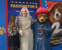 """LOS ANGELES - JAN 6:  Elisabeth Rohm, daughter at the """"Paddington 2"""" US Premiere at Village Theater on January 6, 2018 in Westwood, CA"""