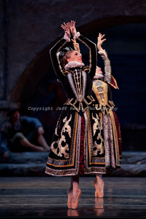 Texas Ballet Theater perform Don Quixote at the Bass Hall on June 9, 2011 in Fort Worth, TX. Ben Stevenson O.B.E.