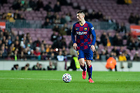 30th January 2020; Camp Nou, Barcelona, Catalonia, Spain; Copa Del Rey Football, Barcelona versus Leganes; Clement Lenglet of FC Barcelona