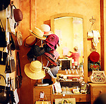 Molte Cose (many things) and Bella Cose (pretty things) are Italian shops run by the owner Teresa Nittolo that sells things such as one of a kind antiques and vintage clothing.
