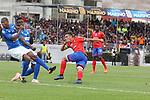 Once Caldas venció 1-2 a Deportivo Pasto. Fecha 3 Liga Águila I-2019.