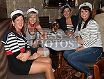 Caroline Owens, Majella Hickey, Patrice and Jolene Englishby pictured at the Nautical night in aid of the Gary Kelly Cancer Support Centre in Watters of Collon.