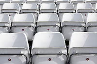 General view of empty seats ahead of Essex CCC vs Nottinghamshire CCC, Specsavers County Championship Division 1 Cricket at The Cloudfm County Ground on 23rd June 2018