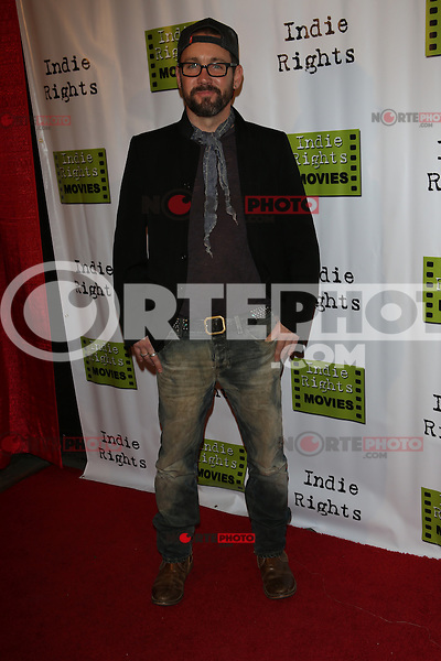 LOS ANGELES, CA - April 18, 2014:  James O'Brien attends the Fray Movie Premiere, California. April 18, 2014. Credit:RD/Starlitepics /NortePhoto