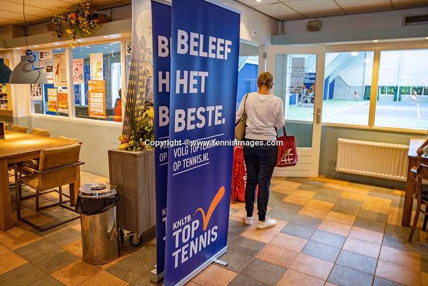 Hilversum, Netherlands, Juli 31, 2019, Tulip Tennis center, National Junior Tennis Championships 12 and 14 years, NJK, <br /> Photo: Tennisimages/Henk Koster