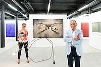 Giancarlo e Danna Olgiati, Collezione Olgiati, Lugano, Spazio -1, LAC