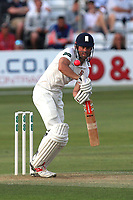 Alastair Cook in batting action for Essex during Essex CCC vs Middlesex CCC, Specsavers County Championship Division 1 Cricket at The Cloudfm County Ground on 26th June 2017