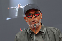 HOLLYWOOD, CA - MARCH 7: Samuel L. Jackson pictured at Lionel Richie's TCL Hand And Footprints Ceremony At The TCL Chinese Theatre IMAX In Hollywood, California on March 7, 2018. <br /> CAP/MPI/FS<br /> &copy;FS/MPI/Capital Pictures